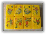 Vintage CARDINAL Mah Jong game for sale
