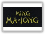 FEATURED IN: MAH JONGG: The Art of the Game (#X23)